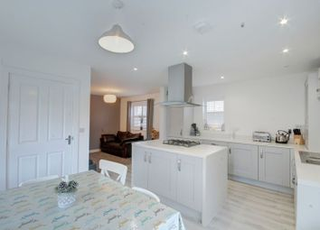 Thumbnail 4 bedroom detached house for sale in Cuthbert Way, Morpeth