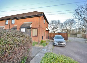 Thumbnail 1 bedroom semi-detached house to rent in Campion Hall Drive, Didcot, Oxfordshire