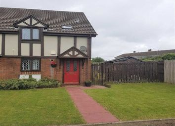 Thumbnail 2 bedroom end terrace house for sale in Chantry Court, Swansea