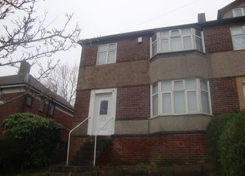 Thumbnail 3 bed semi-detached house to rent in Abbeyfield Road, Sheffield