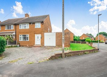 Thumbnail 3 bedroom semi-detached house for sale in Snape Road, Wolverhampton