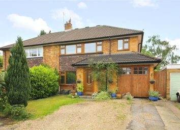 Thumbnail 5 bedroom semi-detached house for sale in Heyford Road, Radlett