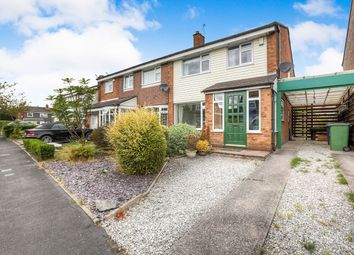 Thumbnail 3 bed semi-detached house for sale in Tintern Road, Cheadle Hulme, Cheadle