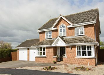 Thumbnail 4 bedroom detached house for sale in Birchcroft, Coven, Wolverhampton