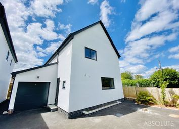 Thumbnail 5 bed detached house to rent in Churscombe Road, Marldon, Paignton