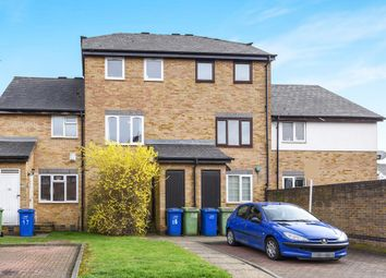 Thumbnail 3 bed maisonette for sale in Midship Close, London