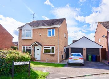 Thumbnail 4 bed detached house for sale in Long Field, Highnam