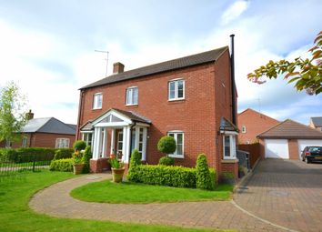 Thumbnail 4 bed detached house for sale in Bliss Close, Nether Heyford, Northampton
