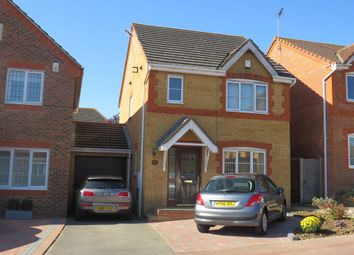 Thumbnail Detached house for sale in Cornwall Grove, Bletchley, Milton Keynes