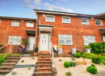 Thumbnail 3 bed terraced house for sale in Mossbank Avenue, Stepps, Glasgow