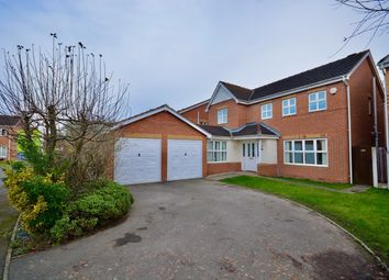 Thumbnail 4 bed detached house for sale in Ruston Drive, Royston, Barnsley