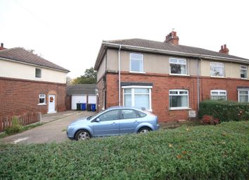 Thumbnail 4 bed semi-detached house for sale in Brecks Lane, Kirk Sandall, Doncaster