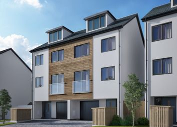Thumbnail 4 bed town house for sale in Market Road, Plympton, Plymouth