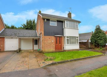 Thumbnail 3 bed detached house for sale in Carisbrooke Road, Chiswell Green, St.Albans