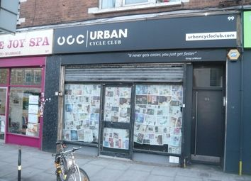 Retail premises to let in 99 Battersea Rise, Clapham Junction SW11