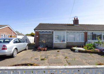Thumbnail 2 bed semi-detached bungalow for sale in Kirkstone Avenue, Fleetwood