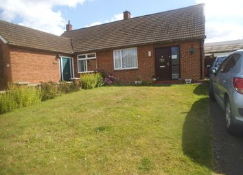 Thumbnail 2 bed semi-detached bungalow to rent in Hereford Lawns, Swindon