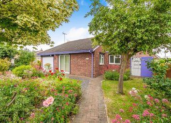 Thumbnail 3 bedroom bungalow for sale in Denton Road, Stanground, Peterborough, Cambridgeshire