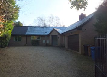 Thumbnail 4 bed detached bungalow to rent in Footherley Road, Shenstone