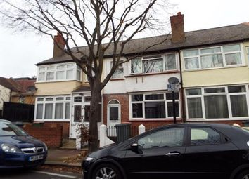Thumbnail 4 bed terraced house to rent in Fawn Road, London