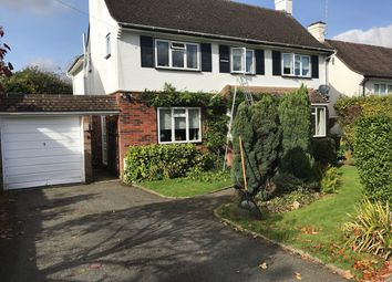 Thumbnail 4 bed detached house to rent in Downsview Road, Sevenoaks