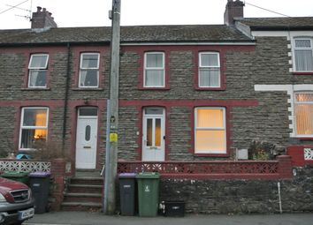 Thumbnail 3 bed terraced house for sale in Springfield Terrace, Pontnewynydd, Pontypool