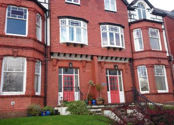Thumbnail 3 bed flat to rent in Rostherne, Whitehall Road, Rhos On Sea