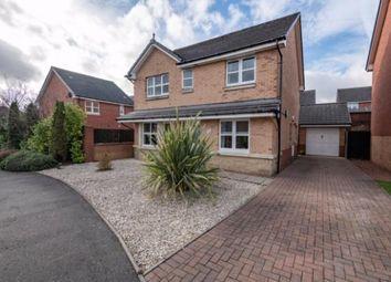 4 bed detached house for sale in Sandpiper Crescent, Coatbridge ML5