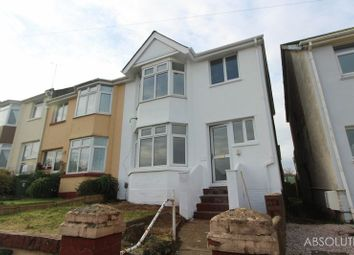 Thumbnail 3 bed terraced house for sale in Batson Gardens, Paignton