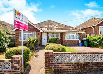 Thumbnail 3 bed detached bungalow for sale in Seaview Road, Brighton