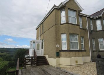 Thumbnail 3 bed semi-detached house to rent in Heol Llanelli, Pontyates, Llanelli