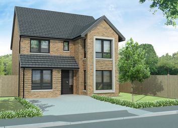 Thumbnail 4 bed detached house for sale in The Rowan, Plot 4, Calderpark Gardens, Broomhouse, Glasgow