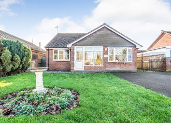 Thumbnail 3 bed detached bungalow for sale in Bagots View, Leigh, Stoke-On-Trent