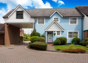 Thumbnail 4 bedroom mews house for sale in Parkside Mews, Hurst Road, Horsham
