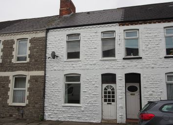 Thumbnail 2 bedroom terraced house to rent in Davies Street, Barry