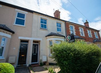 Thumbnail 3 bed town house for sale in Blenheim Road, Newbury