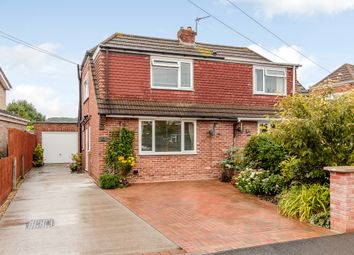 Thumbnail 4 bed semi-detached house for sale in Shelley Avenue, Clevedon