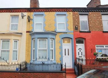 Thumbnail 3 bedroom terraced house for sale in Dovey Street, Toxteth, Liverpool