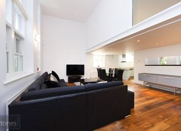 Thumbnail 2 bed flat for sale in Linstead Street, West Hampstead, London