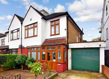 Thumbnail 3 bed semi-detached house for sale in Manor Way, London