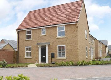 """Thumbnail 3 bed semi-detached house for sale in """"Hadley"""" at Torry Orchard, Marston Moretaine, Bedford"""