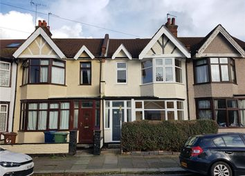 Thumbnail 3 bedroom terraced house to rent in Aberdeen Road, Harrow