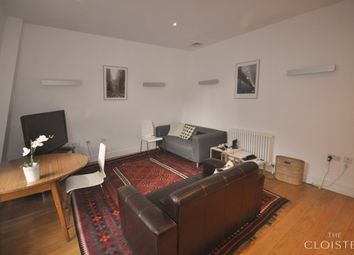 Thumbnail 1 bed flat to rent in Barter Street, London