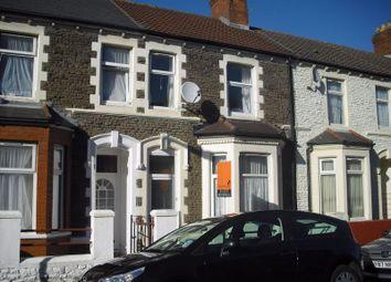 4 bed terraced house to rent in Penhevad Street, Grangetown, Cardiff CF11