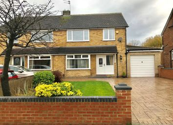 Thumbnail 3 bed semi-detached house for sale in Fairville Road, Stockton-On-Tees