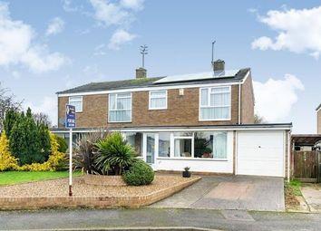 Thumbnail 3 bed semi-detached house for sale in Walton Road, Tonbridge, Kent