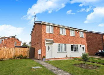 Thumbnail 2 bed semi-detached house for sale in Fairwood Drive, Alvaston, Derby