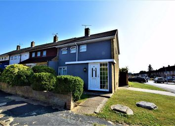 The Upway, Basildon, Essex SS14. 3 bed end terrace house