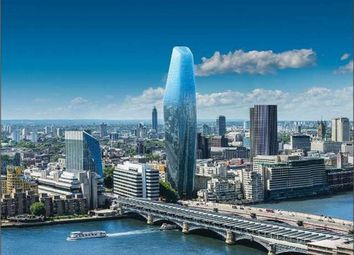 Thumbnail 1 bed flat for sale in One Blackfriars, Upper Ground, London