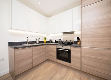 Thumbnail 1 bed flat to rent in Endeavour House, Marine Wharf, Ashton Reach, London